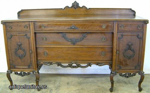 Photo of Antique Dining Room Furniture