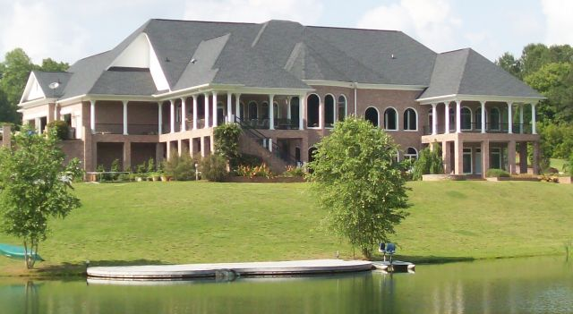 Liquidated 14,000 Sq. Ft. Dawsonville, Georgia Home At Onsite Auction 2009 Photo