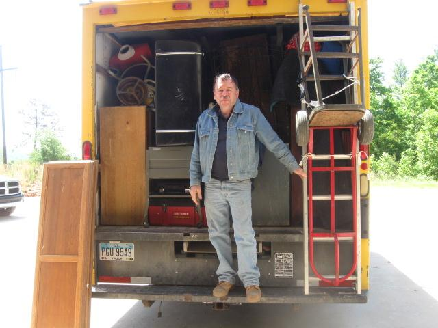 Photo of John Reinhart Antique Auction Picker