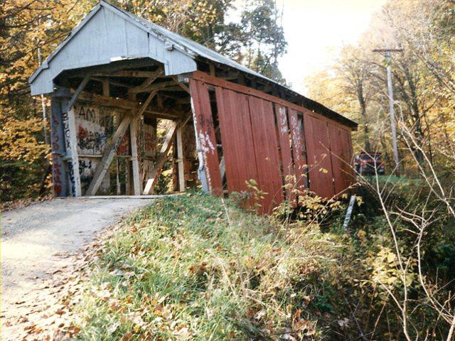 Picture of Ohio Covered Bridge