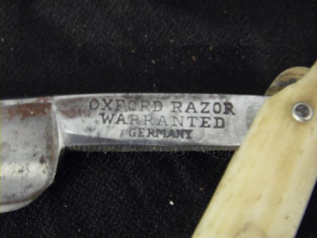 Photo of Oxford Razor Germany