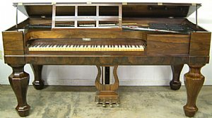 Photo of Square Grand Piano