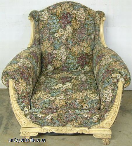 Antique 1920 Easy Chair At Antique Furniture.US