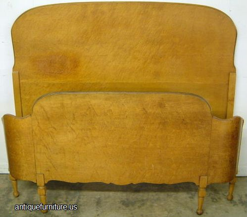 - Antique Birdseye Maple Bed At Antique Furniture.US