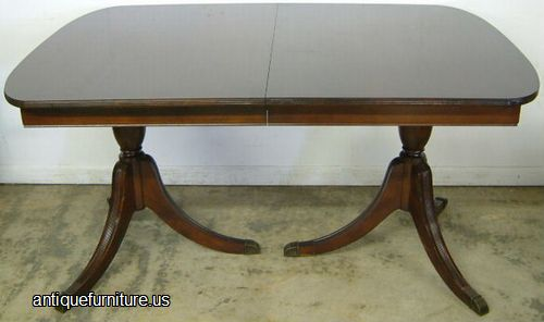 Antique Mahogany Dining Table at Antique FurnitureUS – Mahogany Dining Room Chairs