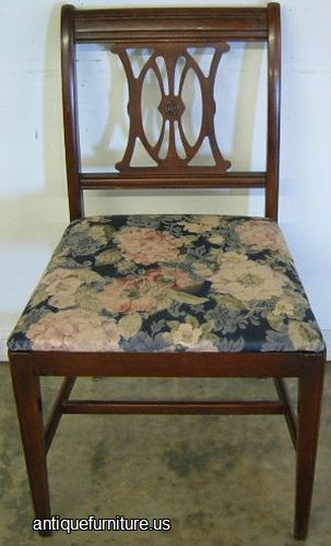 antique mahogany dining chair at antique furniture us