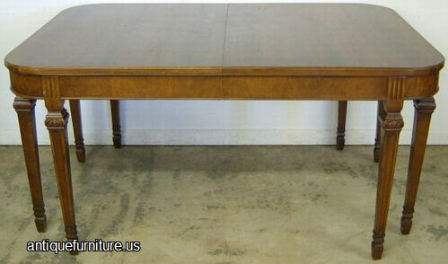 antique mahogany dining table at antique furniture us