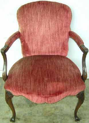 antique fireside chairs  1