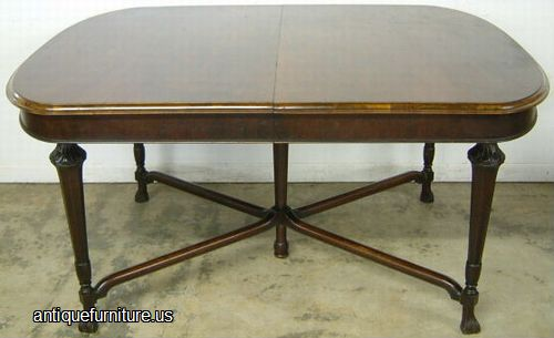 antique walnut dining table at antique furniture us