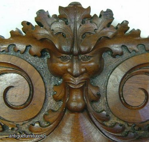 Antique Victorian Walnut Bedroom Furniture Face Decor at Antique Furniture .US - Antique Victorian Walnut Bedroom Furniture Face Decor At Antique