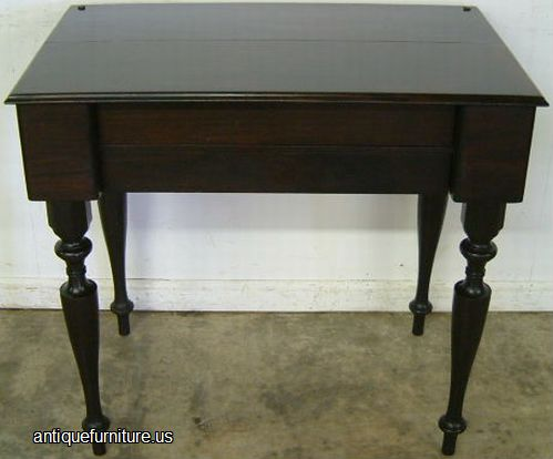 Antique Spinet Desk - Antique Spinet Desk Antique Furniture